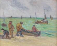 Высадка на берег, 1936 - Люс, Максимильен
