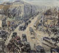 Потсдамская площадь, Берлин - Пиппель, Отто