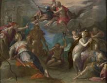 Изумление богов - Аахен, Ханс фон