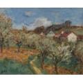 Пейзаж Миди, 1905-06 - д'Эспанья, Жорж