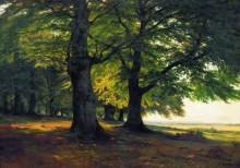 Тевтобургский лес, 1865 - Шишкин, Иван Иванович
