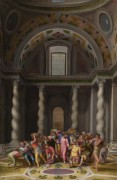 Очищение храма - Венусти, Марчелло