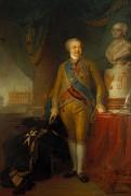 Портрет князя А.Б.Куракина -  Боровиковский, Владимир Лукич