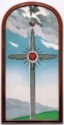 Крест с красным сердцем - О'Кифф, Джорджия
