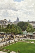 Парк принцев, Париж - Моне, Клод
