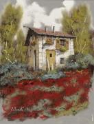 Красные маки - Борелли, Гвидо (20 век)