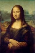 Портрет госпожи Лизы Джоконды. Мона Лиза. - Винчи, Леонардо да