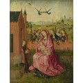 Мадонна с младенцем и со святыми. Последователь Ливен ван Латен