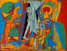 Распятие, 1930 - Пикассо, Пабло