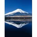 Гора и отражение