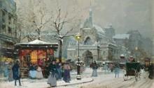 Снег в Париже - Гальен-Лалу, Эжен