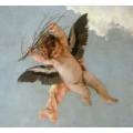 Смирение, Кротость и правдивость, деталь - Тьеполо, Джованни Баттиста