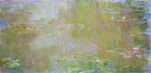 Кувшинки,  1917 - Моне, Клод
