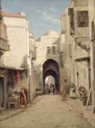 Улица в Иерусалиме - Крафт, Перси Роберт