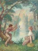 Рыбалка на Линь - д'Эспанья, Жорж