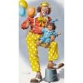 Клоун с куклой - Сарноф, Артур