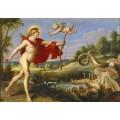 Апполон и Пифон, 1637 - Вос, Корнелис де