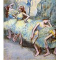 Танцоры, 1900 - Дега, Эдгар