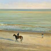 Пляж в Данвиче