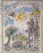 Нахождение Моисея - Шагал, Марк Захарович