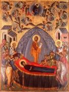 Успение Богородицы (Тверь) (Xv век) (113 х 88 см)
