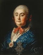Портрет А.М.Измайловой - Антропов, Алексей Петрович