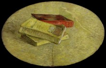 Три книги (Three Books), 1887 - Гог, Винсент ван
