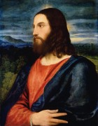 Христос Избавитель - Тициан Вечеллио