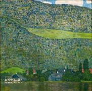 Лицльберг на Атерзе - Климт, Густав
