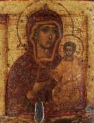 Икона Б.М. Смоленская (ок.1580)