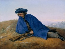 Застава - Керстинг, Георг Фридрих