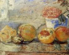 Персики, 1890 - Энсор, Джеймс