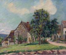 Деревня Дамье, 1885 - Гийомен, Арманд