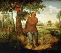 Разоритель гнезд - Брейгель, Питер (Старший)