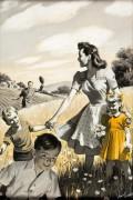 Сельская жизнь - Сарноф, Артур
