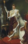Портрет Императора Наполеона Бонапарта - Дюфаи, Александр Бенуа Жан