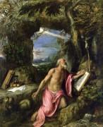 Святой Иероним - Тициан Вечеллио