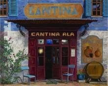 Винный магазин Кантина Ала - Борелли, Гвидо (20 век)