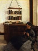 Мать художника - Эйзен, Луис