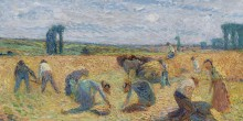 Жатва, 1898 - Мартен, Анри Жан Гийом