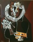 Портрет художника - Пикассо, Пабло