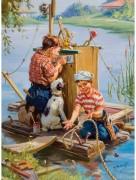 Мальчики на плоту - Хинтермейстер, Генри