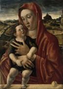 Мадонна с Младенцем -  Беллини, Джованни
