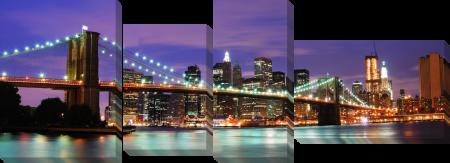 Нью Йорк. Панорама