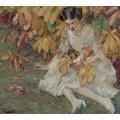 Осенний солнечный свет - Какьюл, Эдвард