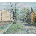 Весна на улице Ридсон. Холли, Нью-Джерси, 1944 -  Кэмпбелл, Хью