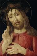 Воскресший Христос - Боттичелли, Сандро
