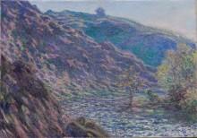 Река Пти Крёз - Моне, Клод