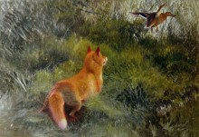 Птица, ускользнувшая от лисы - Лильефорс, Бруно