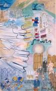 Цикл фресок для павильона Электричество на всемирной выставке 1937 года - Дюфи, Рауль